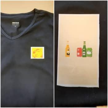 Gepimpte T-shirts