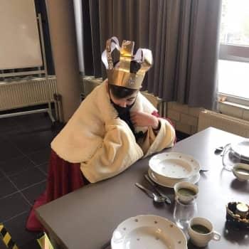 Middeleeuwse maaltijd